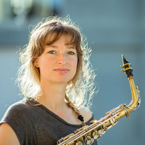Nicole Johänntgen (Foto: Daniel Bernet)