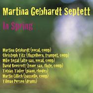 Martina Gebhardt Septett – In Spring (Cover)