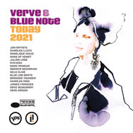Verve & Blue Note Today 2021 (Cover)
