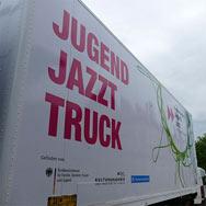 Jugend jazzt Truck