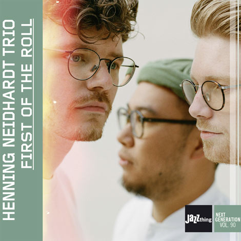 Henning Neidhardt Trio – First Of The Roll (Cover)