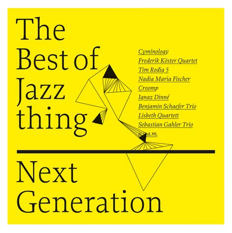 The Best Of Jazz thing Next Generation