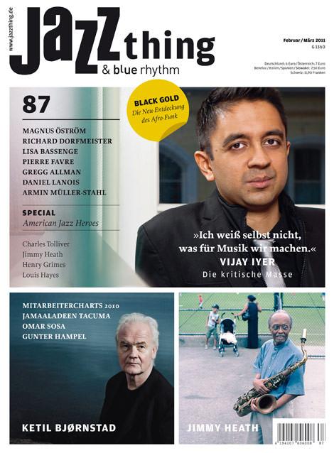 Jazz thing & Blue Rhythm 87