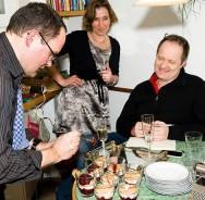 Peter und Isabel Weniger, Dieter Ilg