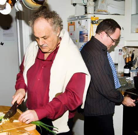 David Friedman und Peter Weniger