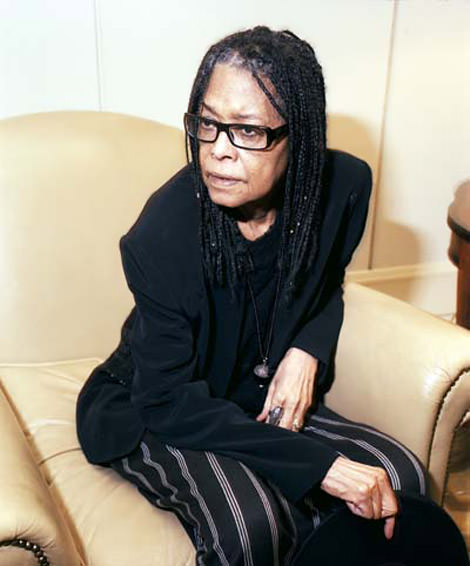Abbey Lincoln (Foto: Arne Reimer)