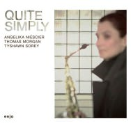 Angelika Niescier - Quite Simply (Cover)