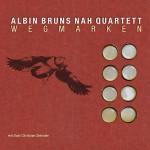 Albin Bruns Nah Quartett – Wegmarken (Cover)