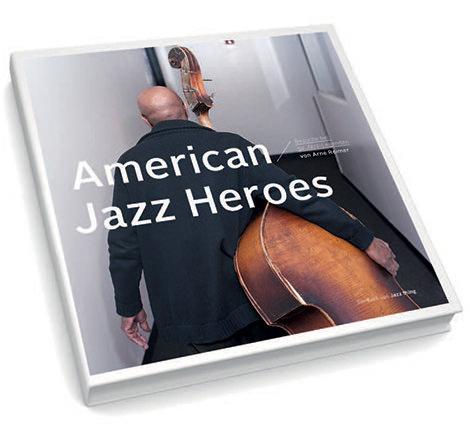 Arne Reimer – American Jazz Heroes (Cover)