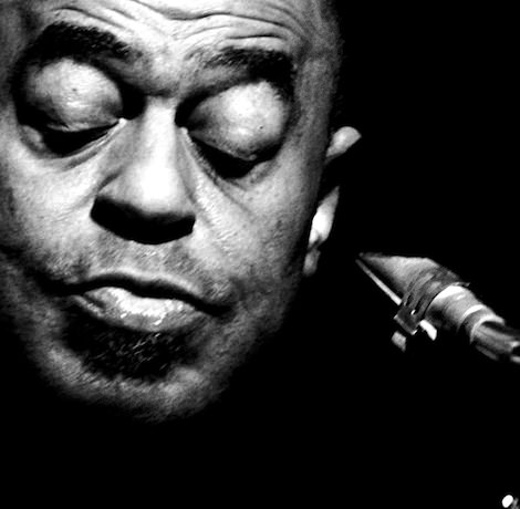 Archie Shepp by Jan Kricke