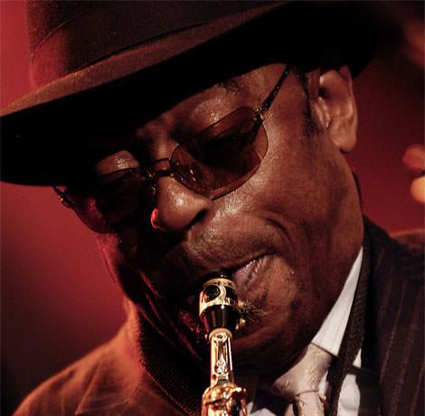 Saxofonist Archie Shepp