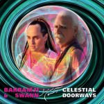 Bahramji & Swann - Celestial Doorways (Cover)
