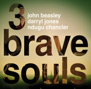 Beasley/Jones/Chancler - 3 Brave Souls; Cover