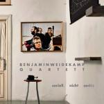 Benjamin Weidekamp Quartett – Seriell, nicht seriös (Cover)