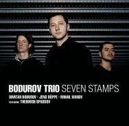 Bodurov Trio – Seven Stamps (Cover)