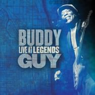 Buddy Guy – Live At Legends (Cover)