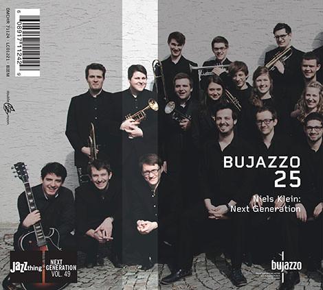 BuJazzO 25 (Cover)