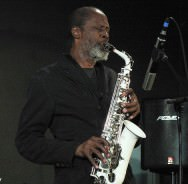 Saxofonist Charles Gayle