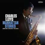 Charles Lloyd – Manhattan Stories (Cover)