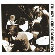 Chick Corea Trio – Trilogy (Cover)