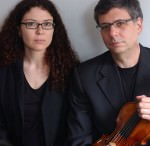 Sylvie Courvoisier & Mark Feldman