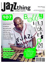Am 30.1. am Kiosk: Jazz thing 107