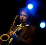 Saxofonist Daniel Erdmann