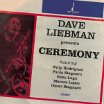 Dave Liebman – Ceremony (Cover)