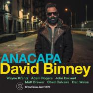 David Binney - Anacapa (Cover)
