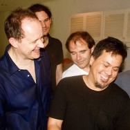 DJ Ilg, Rainer Boehm, Patrice Heral und Aksan Sjuman (Foto: Katrin Sohns)