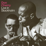 Don Cherry – Live In Stockholm (Cover)