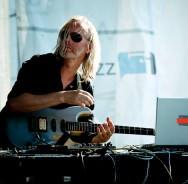 Gitarrist Eivind Aarset