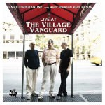 Enrico Pieranunzi – Live At The Village Vanguard (Cover)