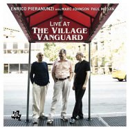 Enrico Pieranunzi – Live At The Village Vanguard (Cover)