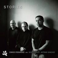 Enrico Pieranunzi – Stories (Cover)