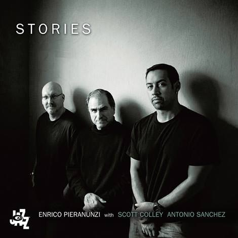 Enrico Pieranunzi – Stories (Cover)