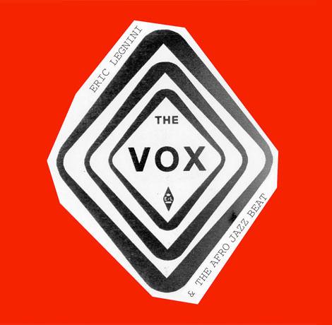 Eric Legnini & The Afro Jazz Beat - The Vox