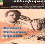 Ethiopiques 27