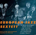 European Jazz Sextet – Live At The International Jazzfest In Viersen (Cover)