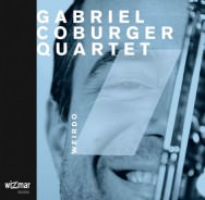 Gabriel Coburger Quartet - Weirdo