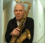 Saxofonist Heinz Sauer