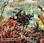 Hildegard Lernt Fliegen – The Fundamental Rhythm Of Unpolished Brains (Cover)