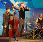 Gewinner des BMW Welt Jazz Award: Hildegart Lernt Fliegen