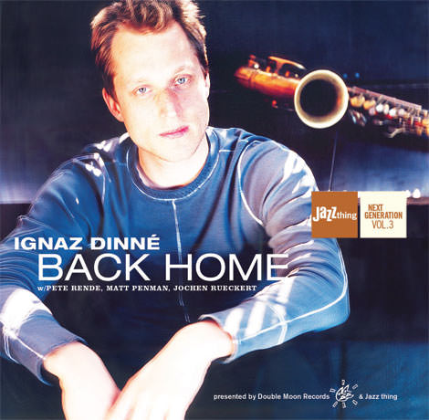 Ignaz Dinné - Back Home