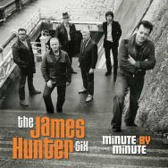 The James Hunter Six –Minute By Minute (Cover)