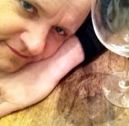 Dieter Ilgs Überlebensmittel (Selfie)