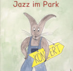 Jazz im Park von Anke Hopfengart