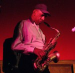 Saxofonist John Tchicai