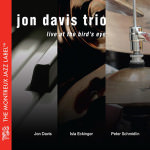 Jon Davis Trio – Live At The Bird's Eye (Cover)