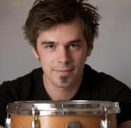 Schlagzeuger Jonas Burgwinkel